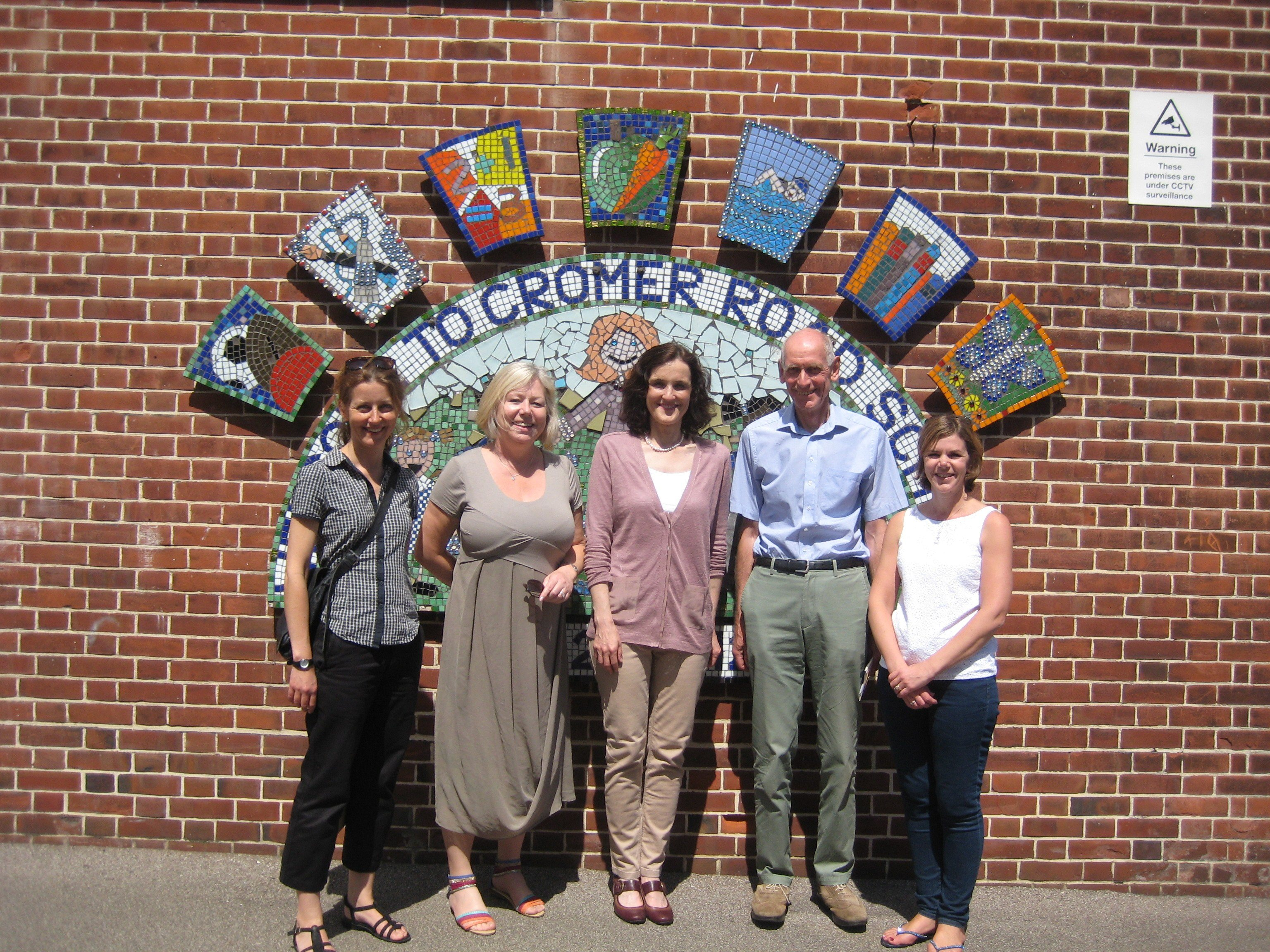 Funding Success For Cromer Road Primary School Theresa
