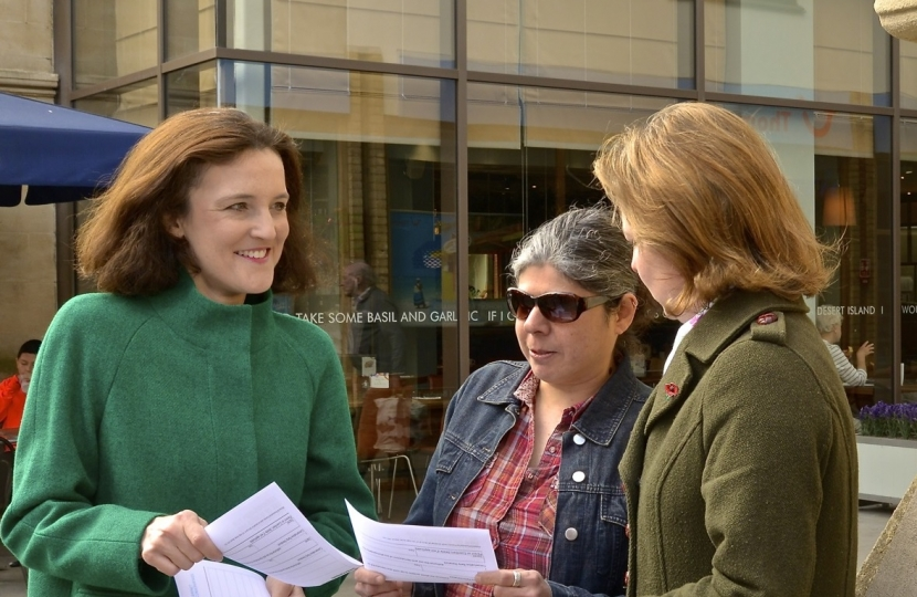Theresa Villiers Chipping Barnet