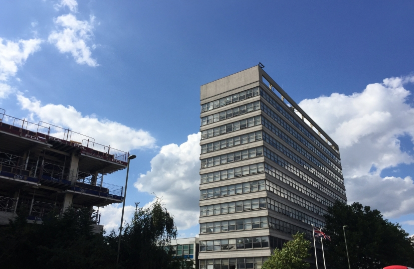 Mayor to push for more high-rise development in Barnet