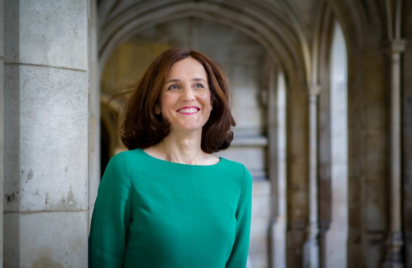 Theresa Villiers MP